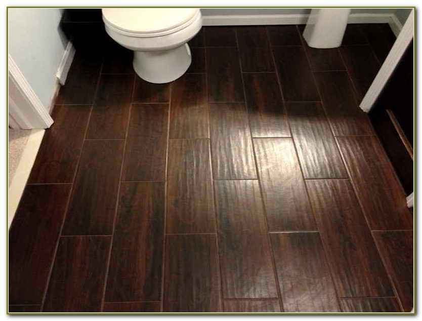 Porcelain Tile That Looks Like Wood Planks