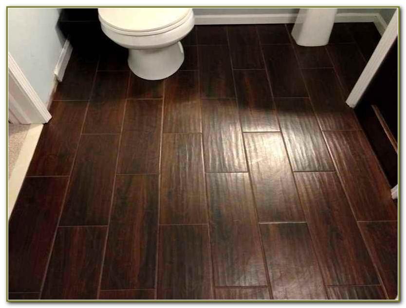 Porcelain Tile That Looks Like Wood Planks