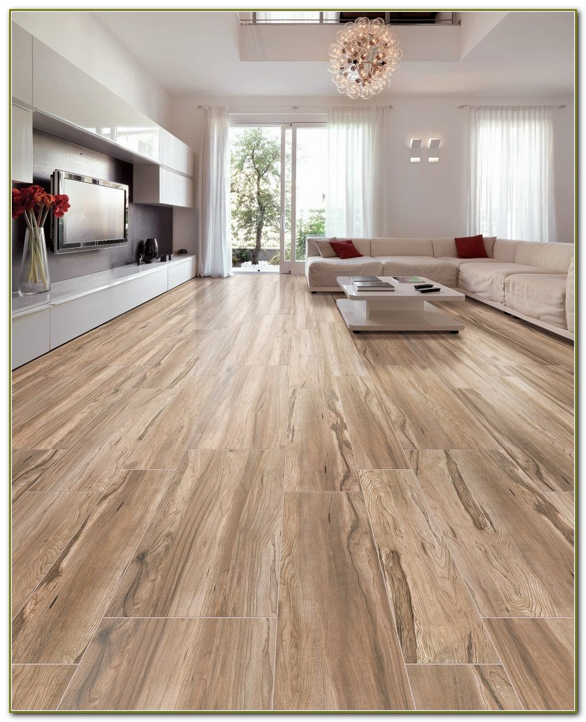 Porcelain Wood Tile Flooring