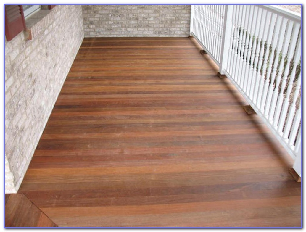 Porch Decking Tongue And Groove