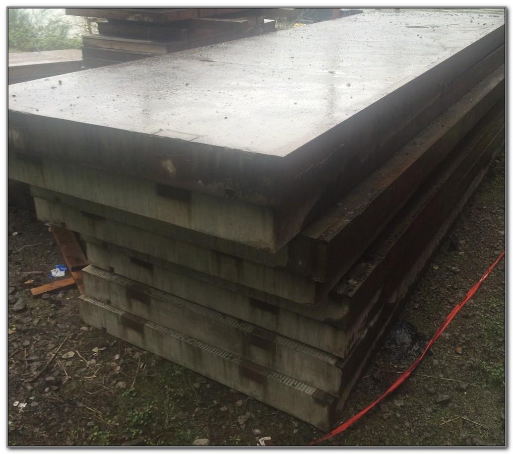 Precast Concrete Deck Panels
