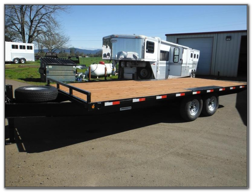 Pressure Treated Wood For Trailer Deck