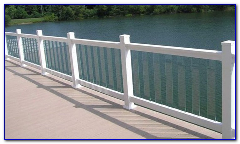 Pvc Deck Railing Systems
