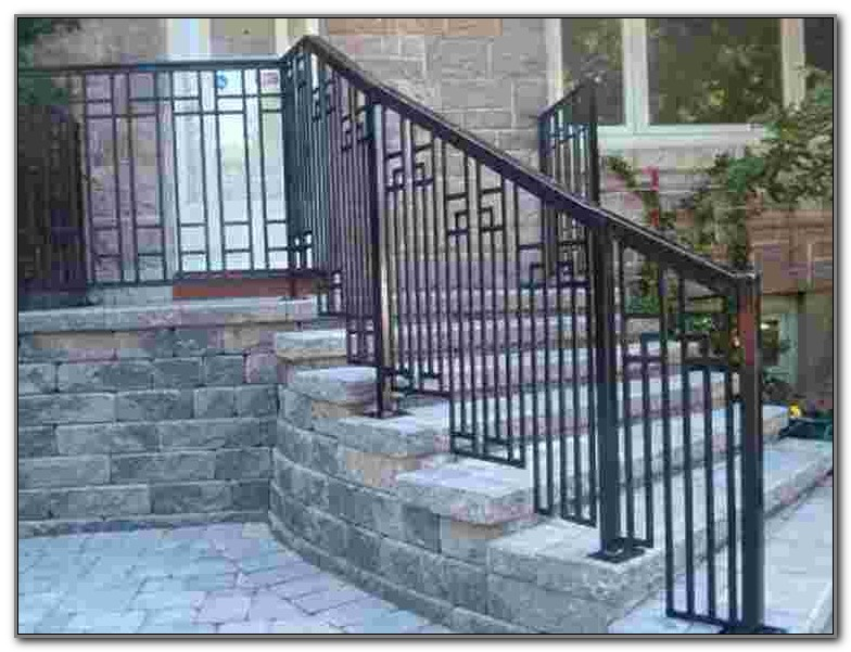 Railings For Decks And Porches