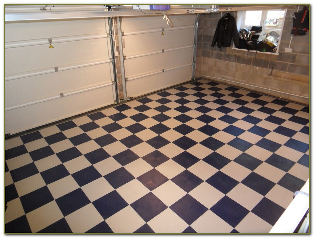 Rubber Garage Floor Tiles Interlocking