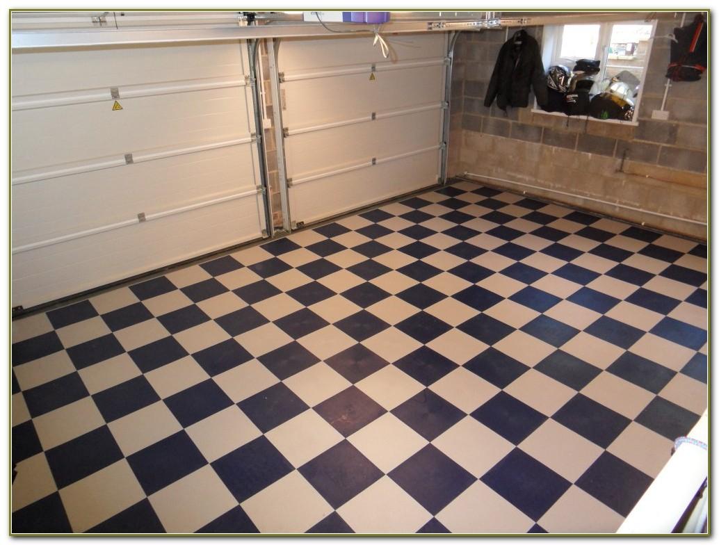 Rubber Garage Floor Tiles Interlocking