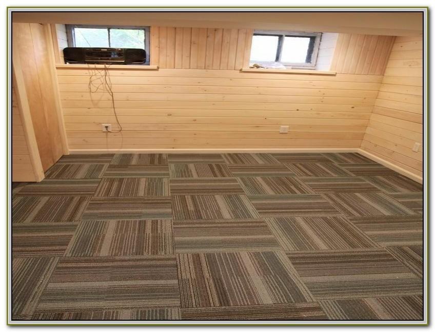Rubber Tiles For Basement Home Depot