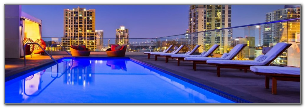 San Diego Gaslamp Hotels With Pool