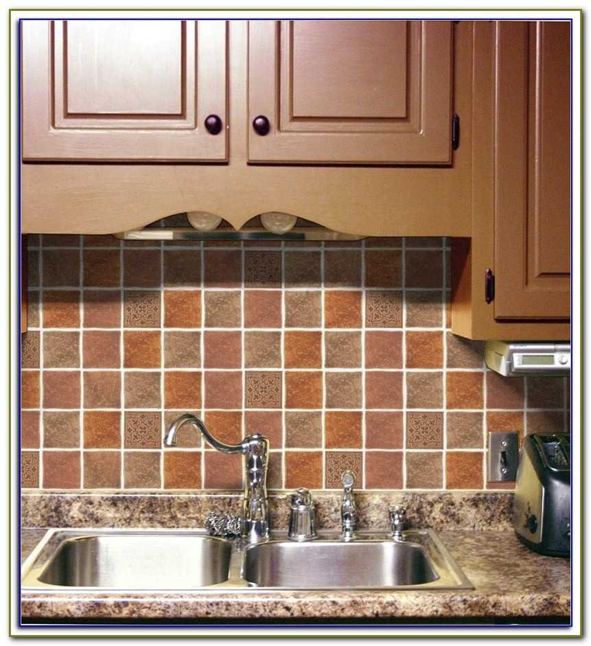 Self Adhesive Backsplash Wall Tiles