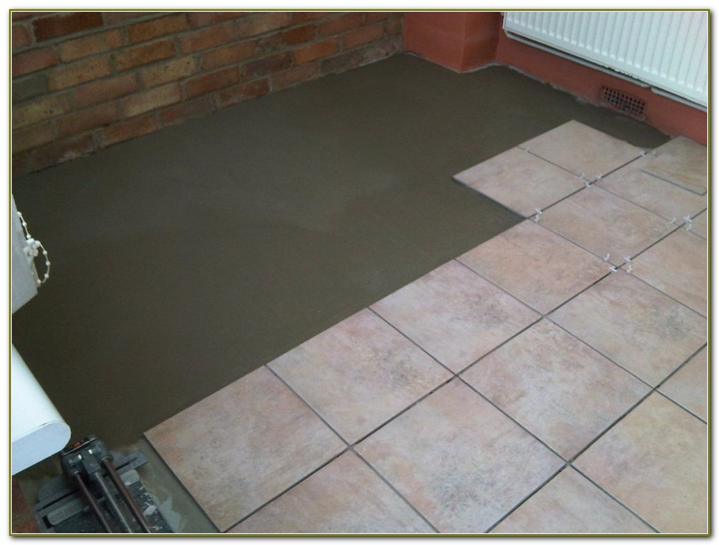 Self Adhesive Floor Tiles