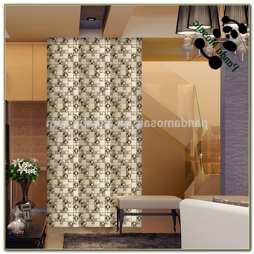Self Adhesive Glass Wall Tiles