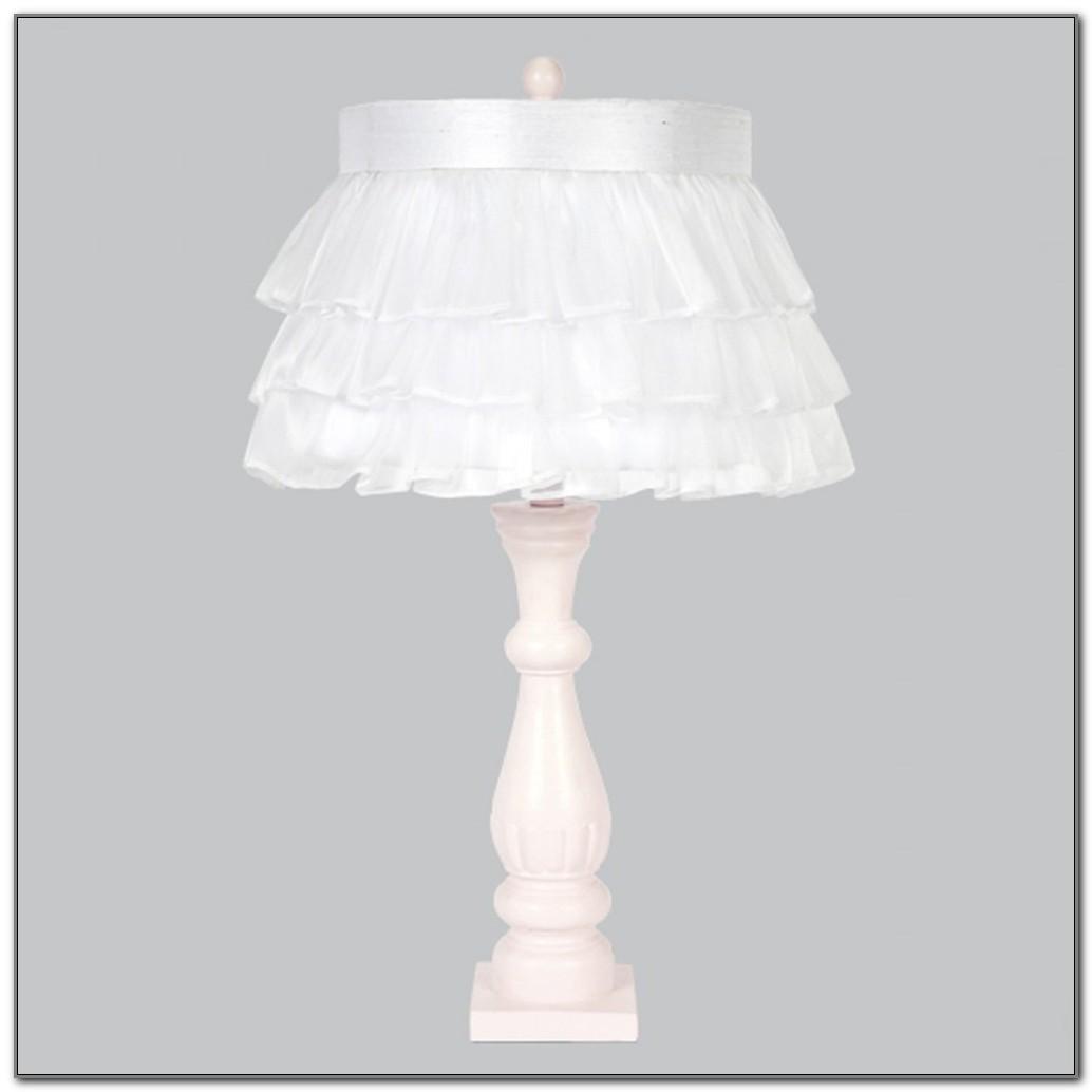 Shabby Chic Table Lamp Base