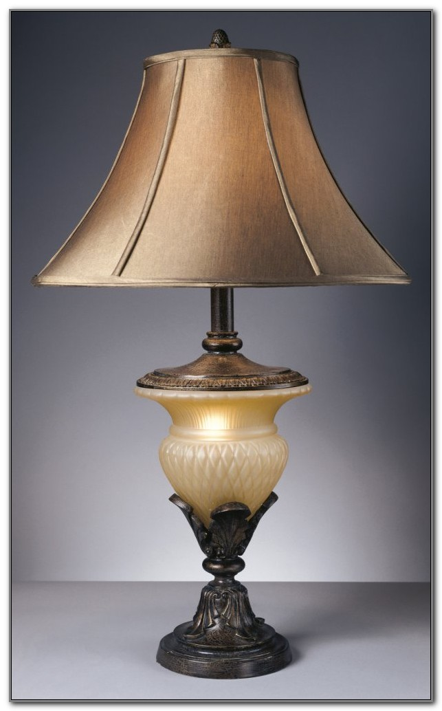 Shabby Chic Table Lamps Ebay