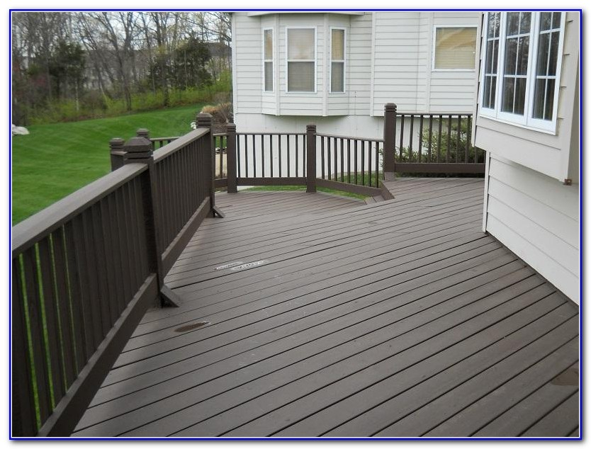 Sherwin Williams Deck Stains