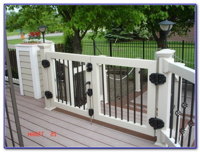 Sliding Deck Gate Kit