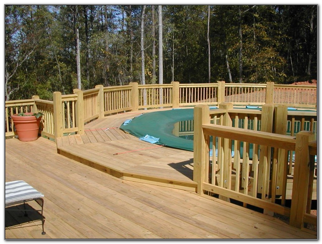 Small Deck Plans Free