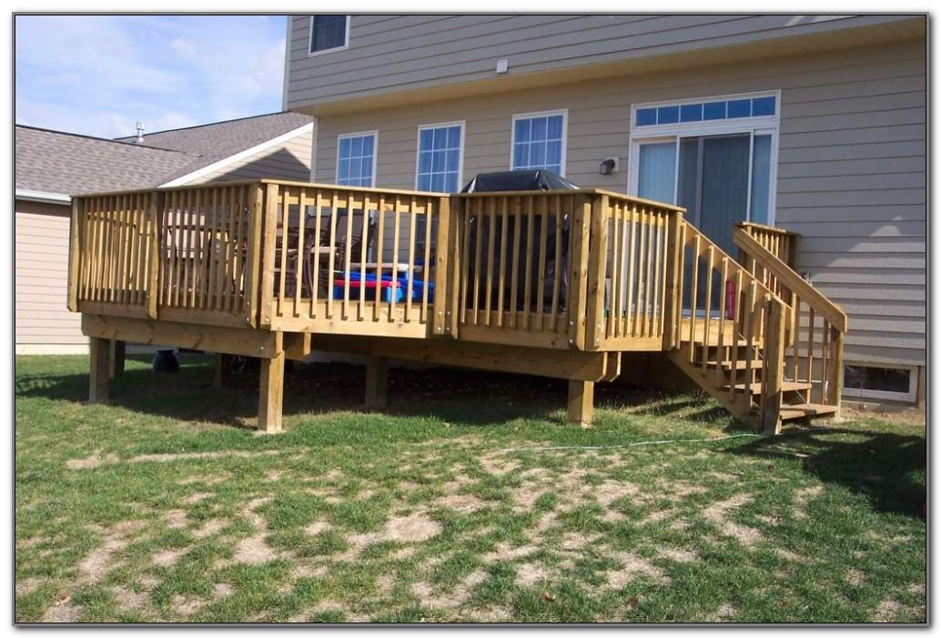 Small Deck Railing Ideas