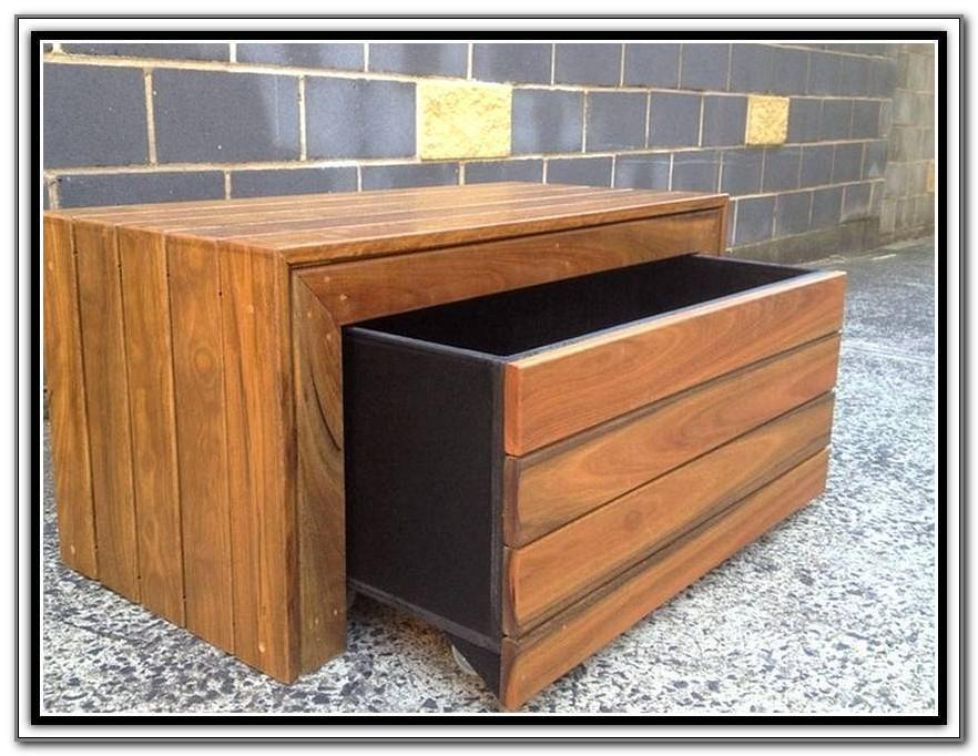 Small Outdoor Storage Box