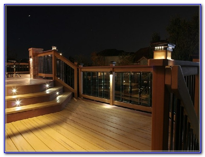 Solar Deck Lighting Systems
