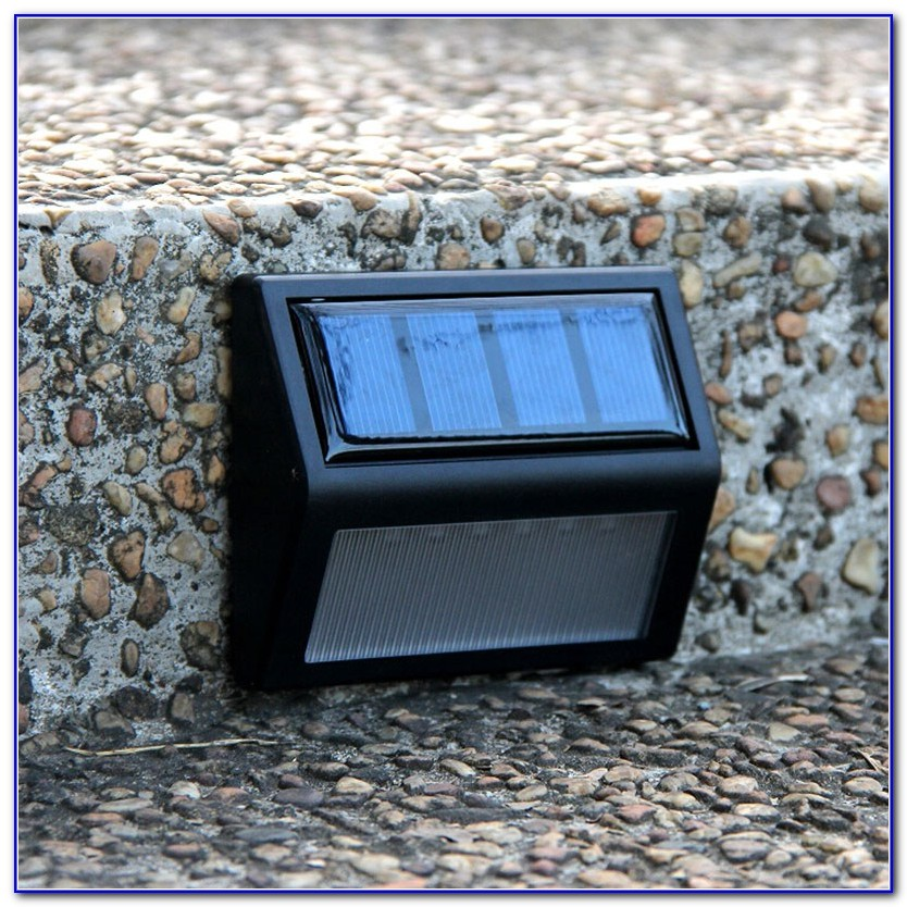 Solar Lights For Deck Stairs