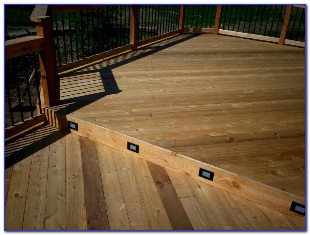 Solar Lights For Deck Steps