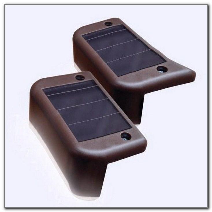 Solar Mini Deck Step Light