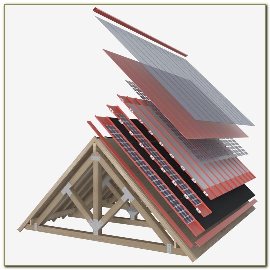 Solar Panel Roof Tiles Elon
