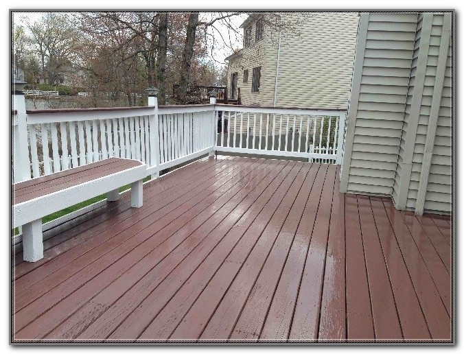 Solid Deck Stain Oil Based