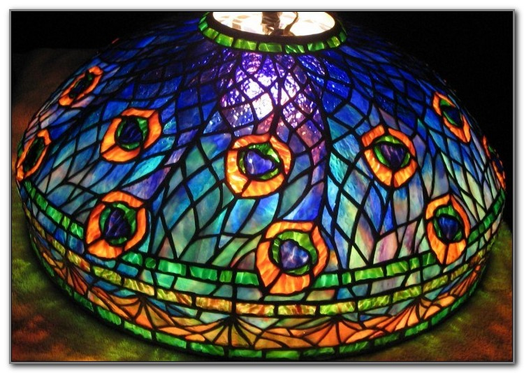 Stained Glass Floor Lamps Brisbane