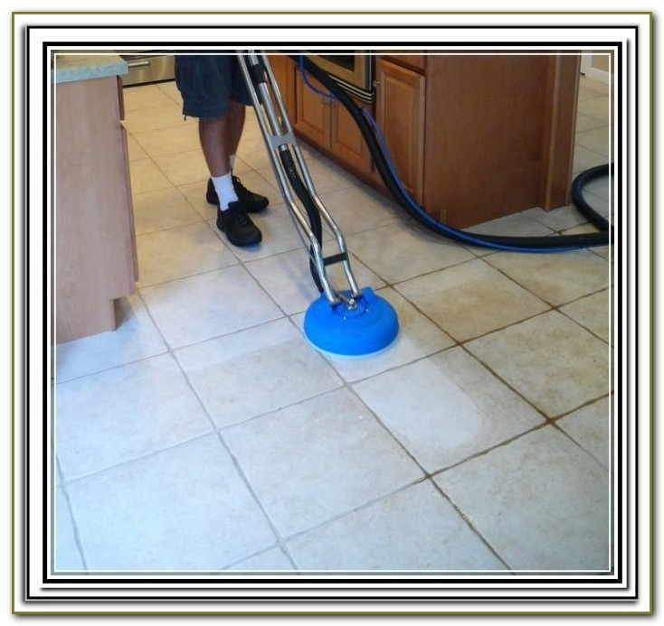 Steam Cleaning Tile Floors And Grout