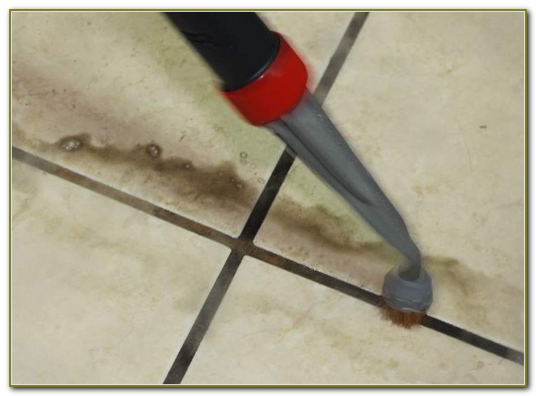 Steam Cleaning Tile Floors