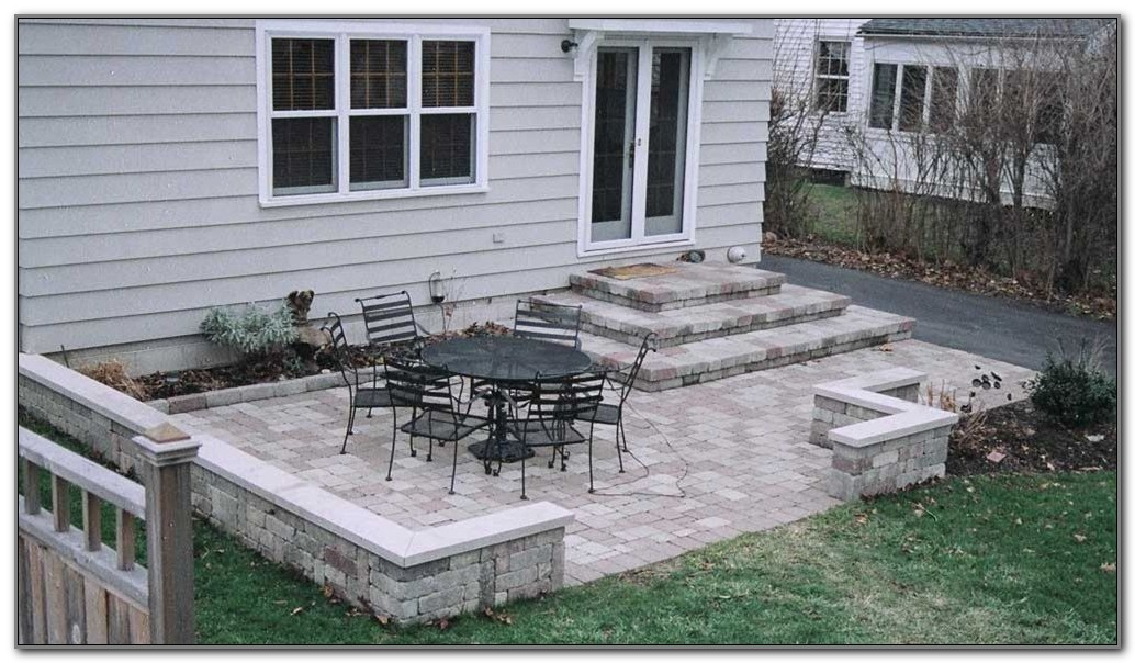 Stone Decks And Patios Designs