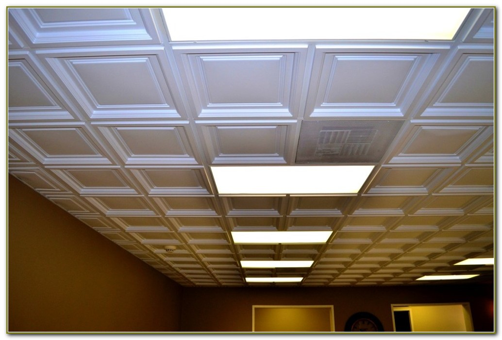 Suspended Ceiling Tiles 2x4