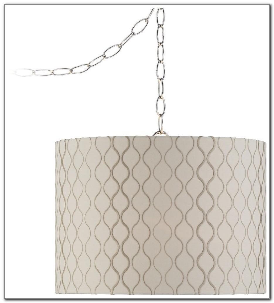 Swag Lamp Kits That Plug In