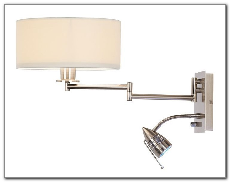 Swing Arm Wall Light Plug In