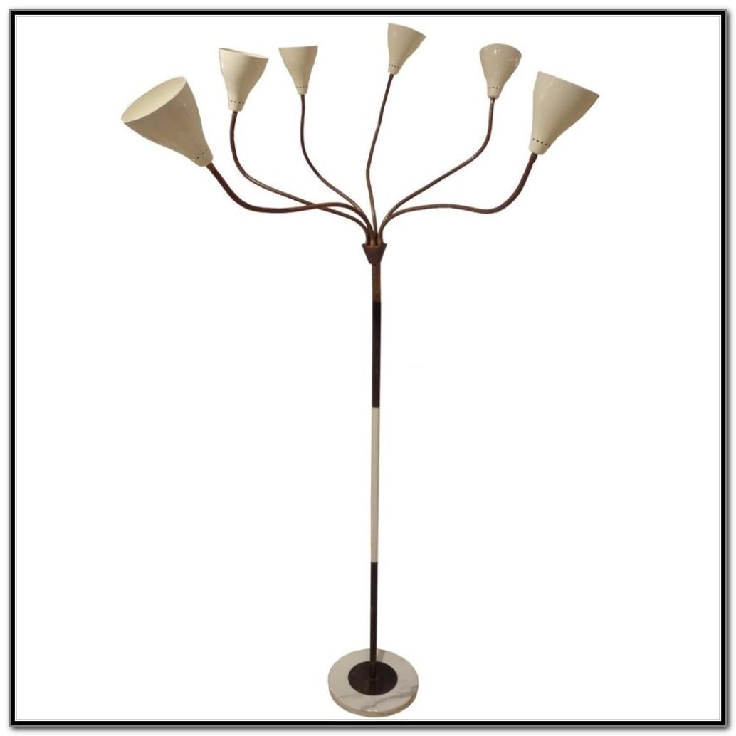 Target Multi Arm Floor Lamp