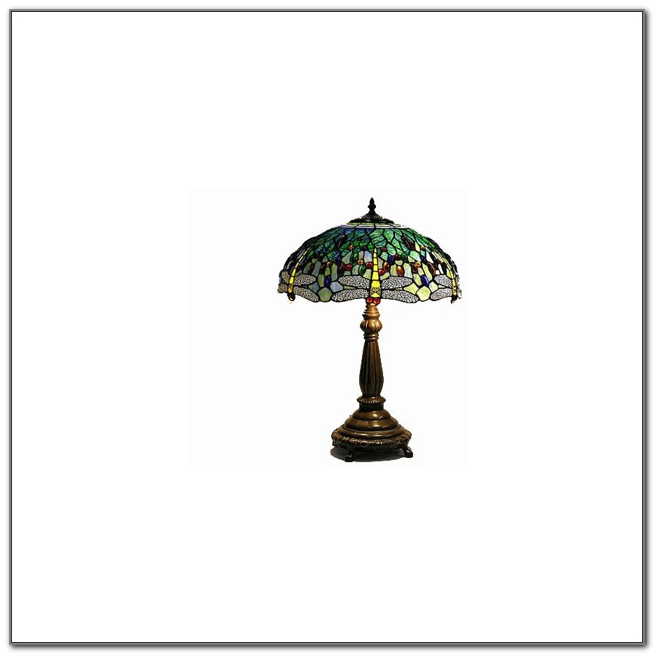 Tiffany Dragonfly Table Lamp Shop