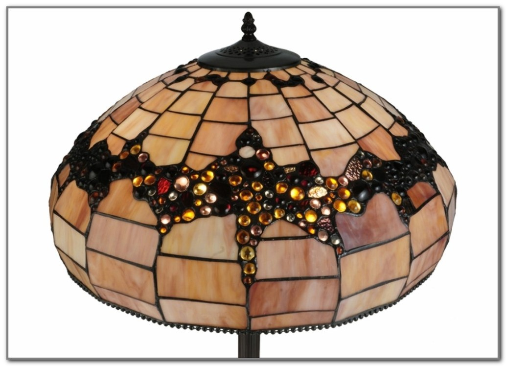 Tiffany Floor Lamp Shade Replacement