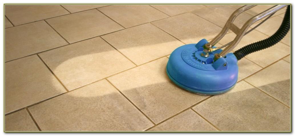 Tile Floor Cleaner Machine