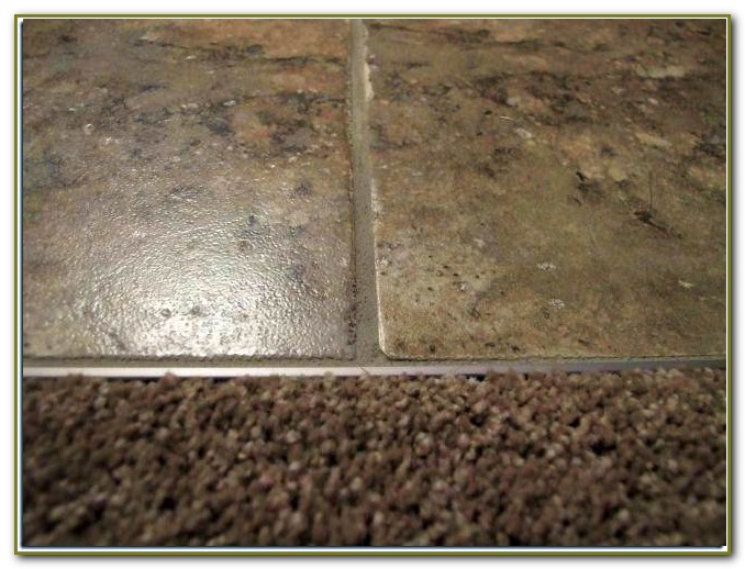 Tile To Carpet Transition Piece
