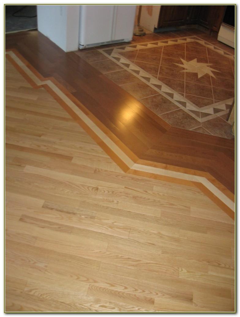 Tile To Hardwood Floor Transition