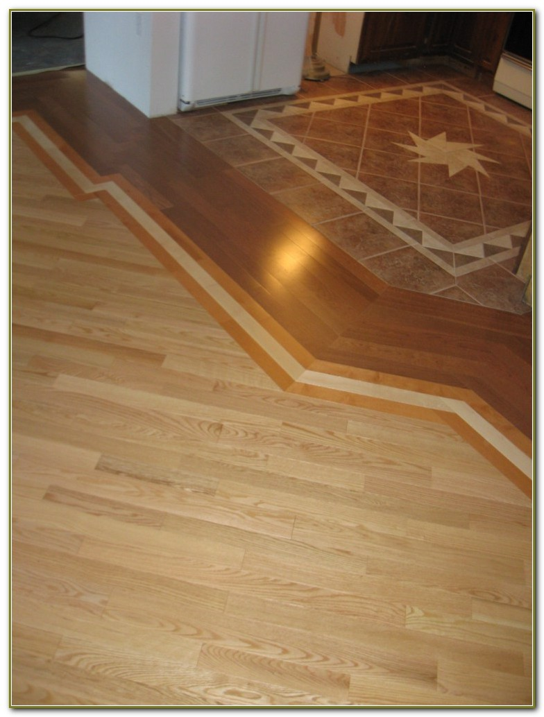 Tile To Hardwood Transition Ideas