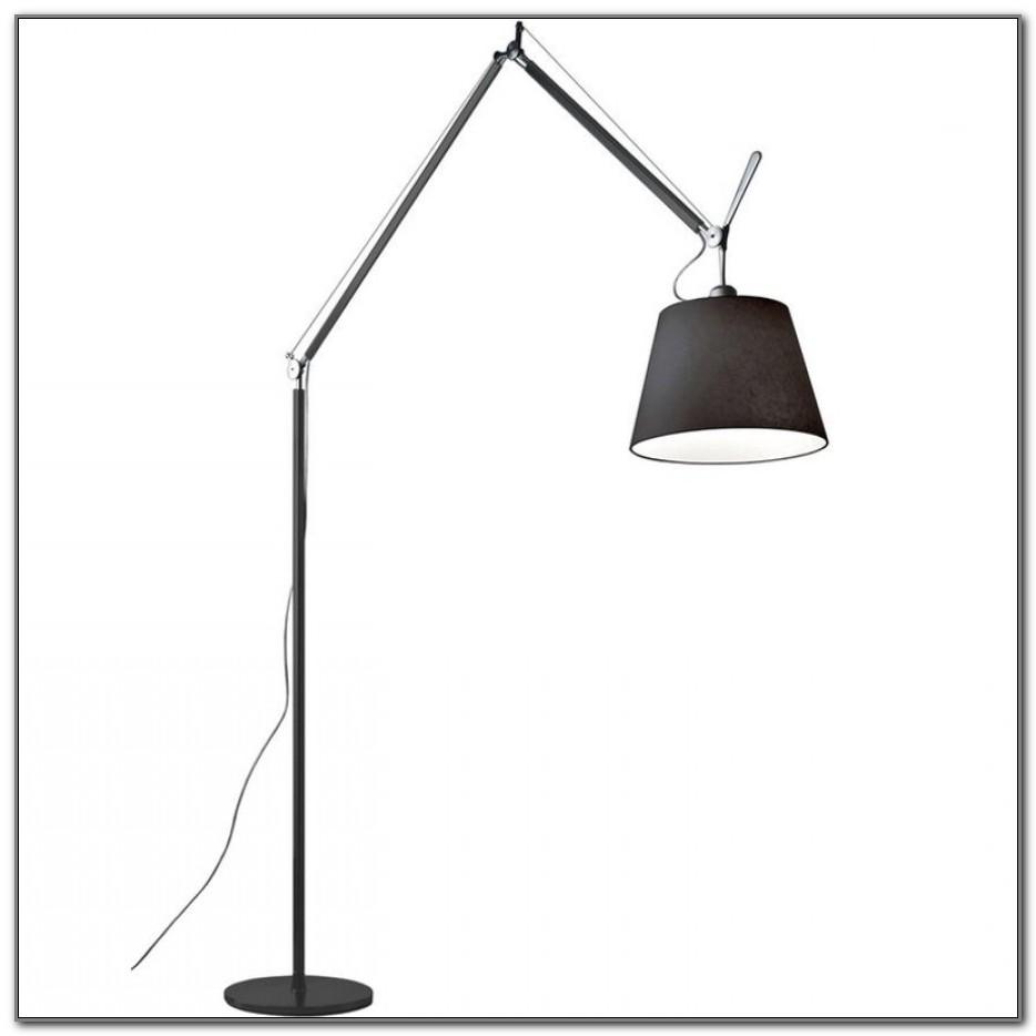 Tolomeo Mega Floor Lamp Black
