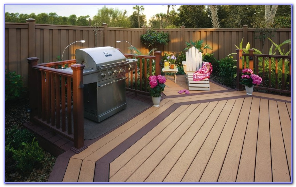 Trex Deck Design Ideas
