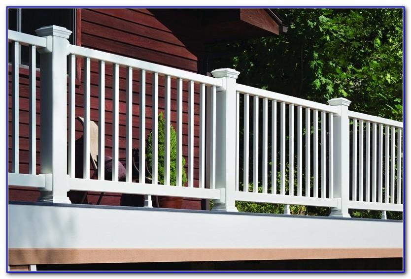 Trex Deck Railing Systems