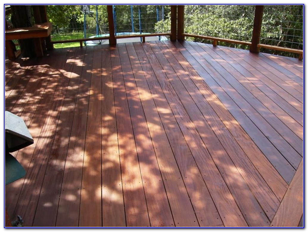 Twp Deck Stain Pictures