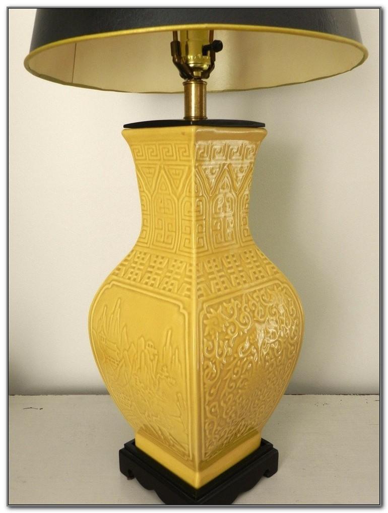 Vintage Frederick Cooper Floor Lamps