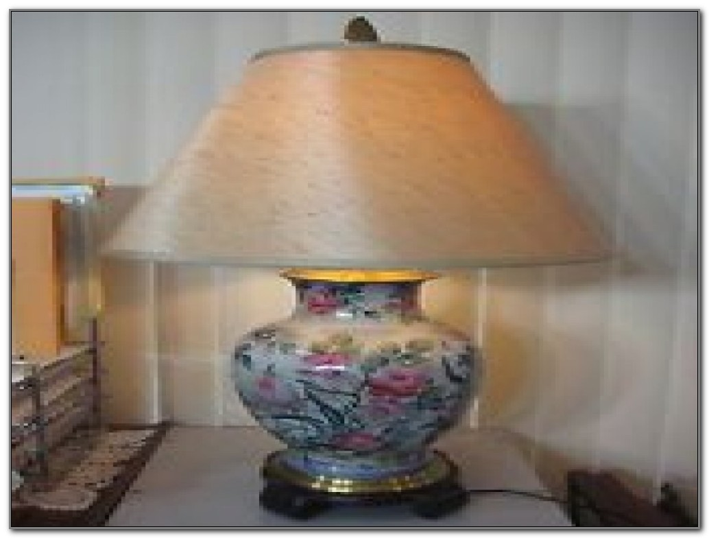 Vintage Frederick Cooper Table Lamps