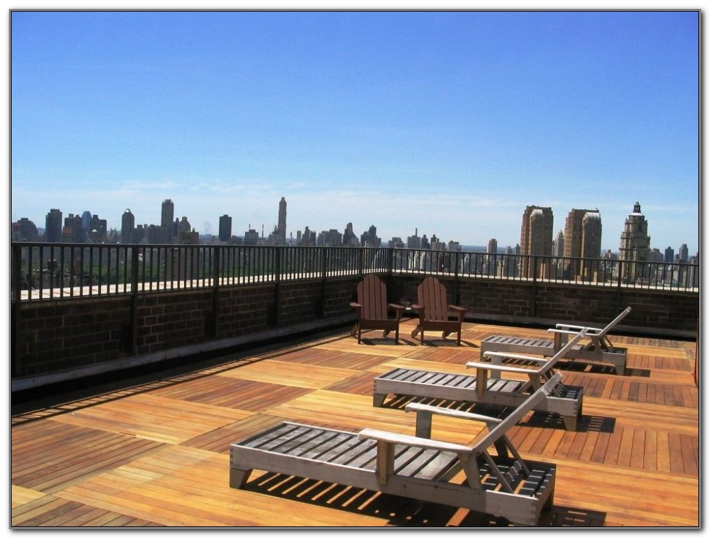 Warm Deck Flat Roof Design