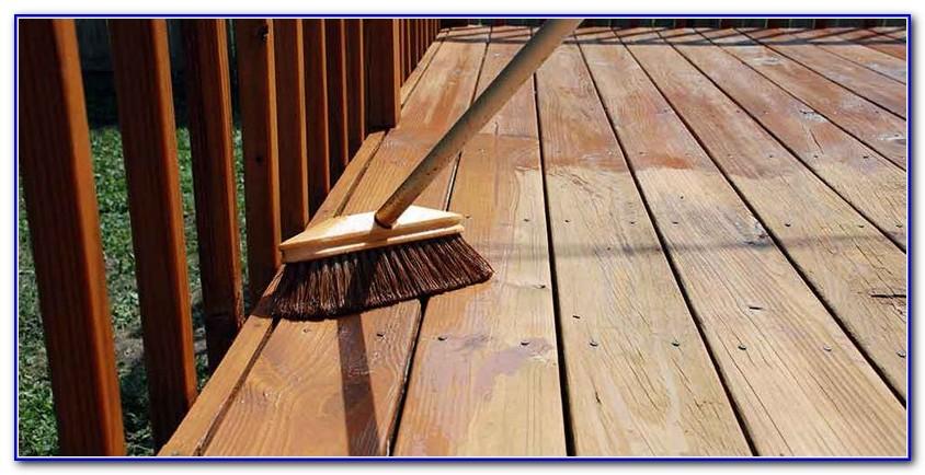 Water Based Deck Stain Vs Oil Based
